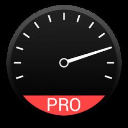 دانلود نرم افزار سرعت سنج و کیلومتر شمار اتومبیل و کلیه وسایل نقلیه متحرک برای اندروید SpeedView Pro 3.3.1